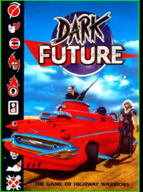 Dark Future Cover, 25k